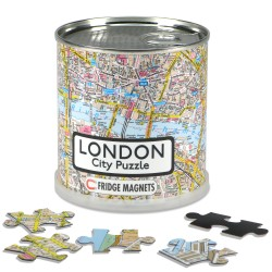 City Puzzle Fridge Magnets - Puzzle για το Ψυγείο