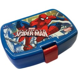 Δοχείο Φαγητού Spiderman - Sandwich Box Spiderman