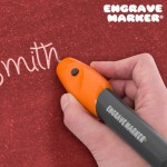 Engrave Marker - Στυλό Χαράκτης - Smart Home & Home Office