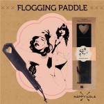 Flogging Paddle - Rediscover Love (18+)