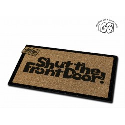 "IGGI Shut The Front Door Mat - Χαλάκι εξώπορτας ""Shut The Front Door"" της IGGI"