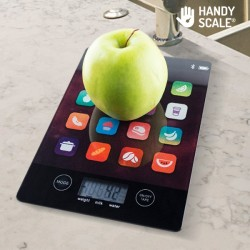 Smart home home office for Ipad kitchen scale