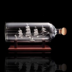 Καράφα Mixology Ship in a Bottle