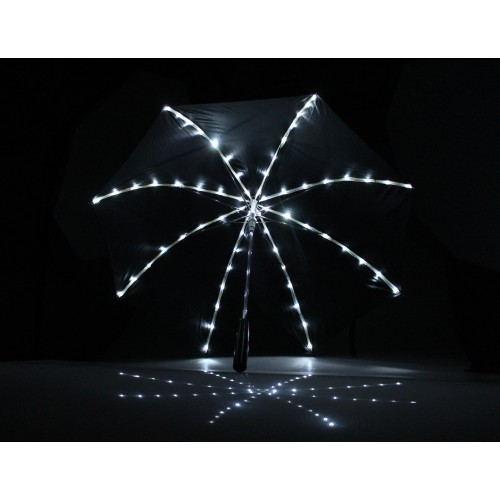 LED Umbrella (με 64 LED) - Ομπρέλα με 64 LED  - Outdoor & Camping