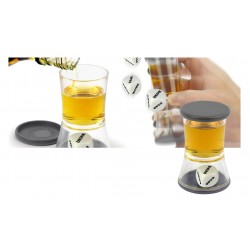 Mixology Loaded Dice Shot glass
