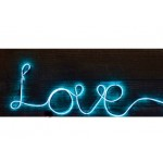 Neon Effect Mood Light – Blue - Διακόσμηση
