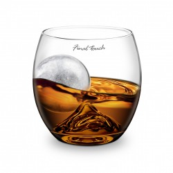 On The Rock ποτήρι whiskey με Ice Ball μπάλα ψύξης - Final Touch