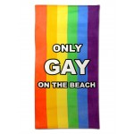Πετσέτα Θαλάσσης - IGGI Only Gay On The Beach Towel - Outdoor & Camping