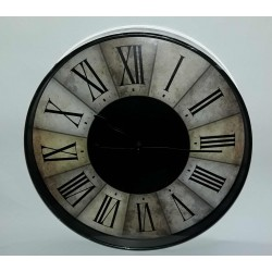 Ρολόι τοίχου Roman Numbers  - Vintage Wall Clock Roman Numbers