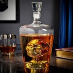 Skull Decanter - Final Touch - 3D ομοίωμα κρανίου - Dirty Thirty!