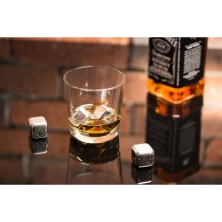 Stainless Steel Ice Cubes 4pcs