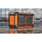 Αδιάβροχο Ασύρματο Ηχείο - Water resistant wireless speaker - orange - Smart Home & Home Office